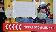 Eyüp Devlet Hastanesi Acil Servisi'nde MERS Karantinası