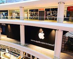 Türkiye'deki İkinci Apple Mağazası 25 Ekim'de Açılıyor