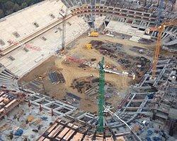 Vodafone Arena Mayıs'ta Hazır, Beşiktaş, İzmir ve Antalya'da da Maç Yapacak