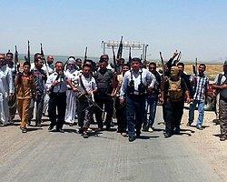 Erşed Salihi: Türkmenler Silahlandırılsın
