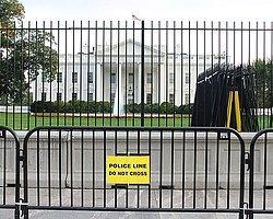 Beyaz Saray'a Girme Teşebbüsünü Köpekler Engelledi