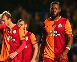 Galatasaray'da Hasar Büyük