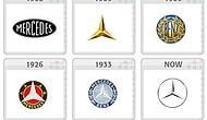 20 Ünlü Markanın Geçmişten Günümüze Logo Evrimleri