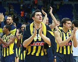 Fenerbahçe Ülker'den 2'de 2