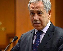 Arınç'tan Beşiktaş Cevabı: 'Umarım Çözüm Sürecine Katkısı Olur'