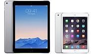 iPad Air 2 ve iPad Mini 3 Türkiye Fiyatları Belli Oldu
