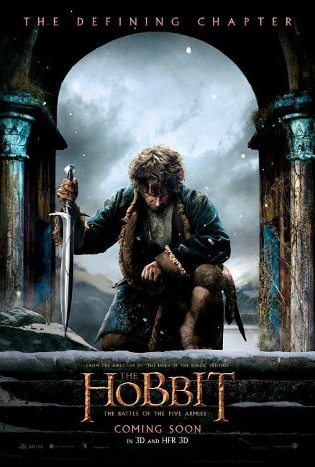 2. Hobbit: Beş Ordunun Savaşı