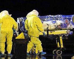 Ebola ile Savaşta Robotik Desteği