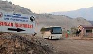 Soma Kömür İşletmeleri A.Ş.'ye Bağlı Maden Ocağında Yangın