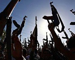 'Beyaz Kefenliler'den Irak'ta İlk IŞİD Baskını