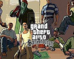 GTA San Andreas'a PC Güncellemesi