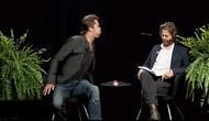 Brad Pitt ile Zach Galifianakis'in Müthiş Muhabbeti
