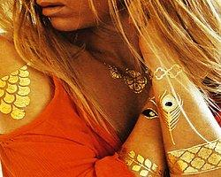 Trend Alarmı ''Flash Tattoos''