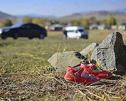 Van'da Kaybolan Çocuğun Ayakkabıları Bulundu
