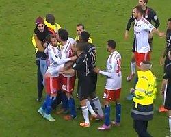 Ribery'ye Saha İçinde Şok Saldırı!