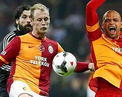 Galatasaray'a 2 Şok Birden
