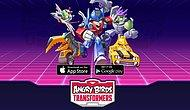 Angry Birds: Transformers Android'e Geldi
