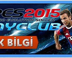 PES 2015 My Club, FUT'un Yeni Rakibi Olacak