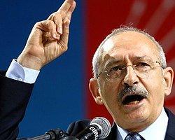 Kılıçdaroğlu'ndan Tarhan'ın İstifasına İlk Açıklama