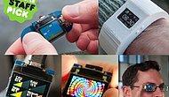 Kişiselleştirilebilir Parmak Büyüklüğünde Akıllı Ekran
