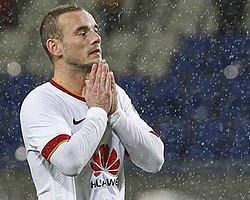 Sneijder'in Menajerinden Çarpıcı Sözler