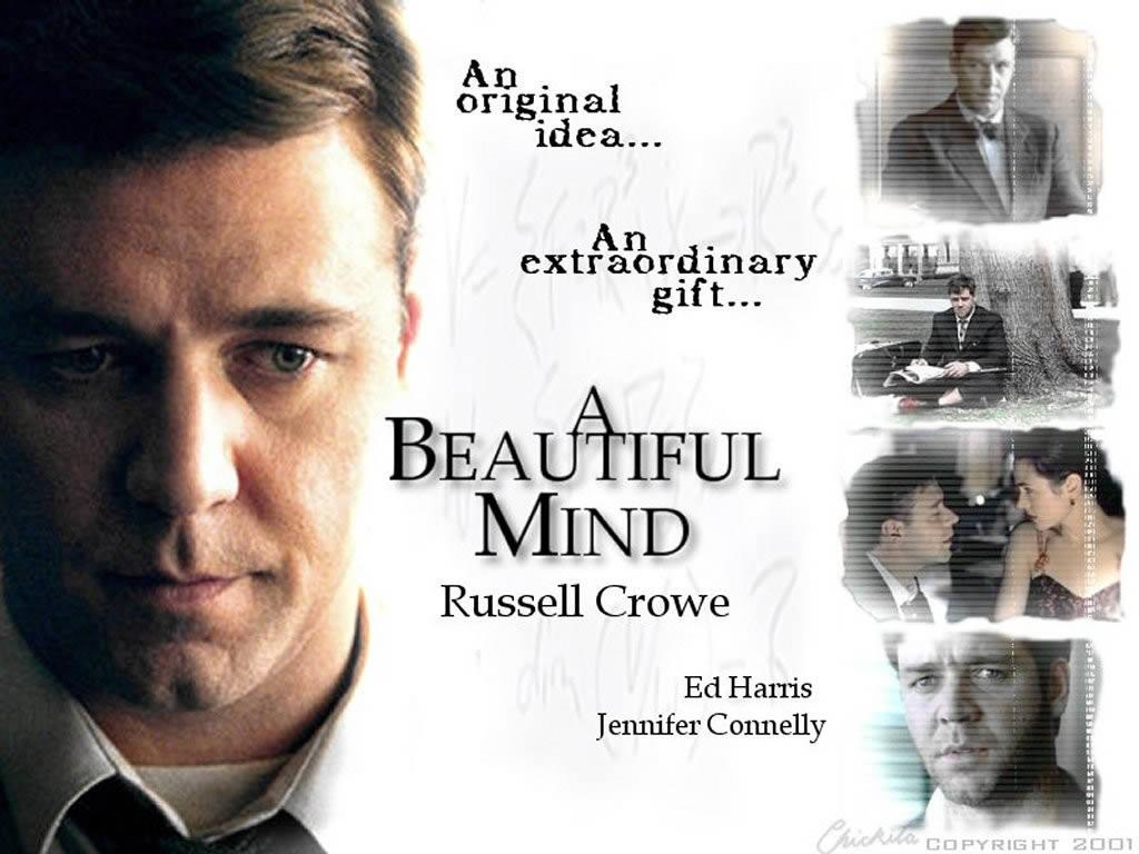 beautiful mind  The Blogazine
