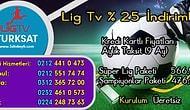 Digiturk Lig TV Kredi Kartlı Güncel Kampanyaları