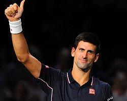 Paris Masters Finalinde Djokovic İle Raonic Karşılaşacak