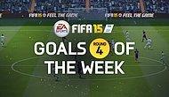 İşte FIFA 15'te 4. Haftanın En İyi Golleri  # 4