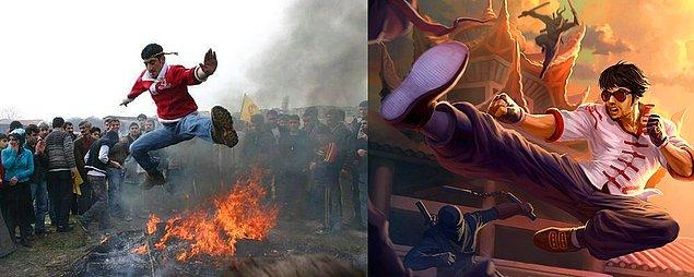 10. Newroz Lee Sin