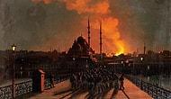 İstanbul'un Yanan Tarihi Mekanları