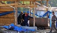 Ermenek'te İşçiler 6 Gündür Su Altında