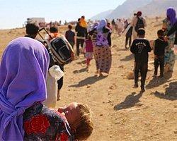 IŞİD'in Ezidi Kadınları Köle Gibi Alıp Satmasının Görüntüleri Çıktı