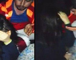 Genç Kıza Dayak Atan Kişi Tutuklandı
