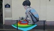 En Çok Beğenilen 30 Sokak Sanatı Örneği
