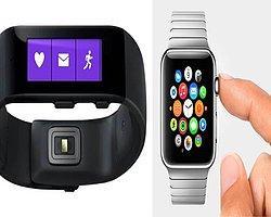 Apple Watch – Microsoft Band Karşılaştırması