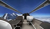 Penceresiz Bir Uçak ile Uçmak İster Misiniz?