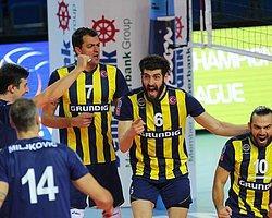 Fenerbahçe, İtalya Şampiyonunu Yıktı