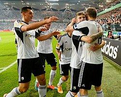 Legia Varşova Bileti Kaptı