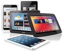 Android Tabletler Atağa Geçti
