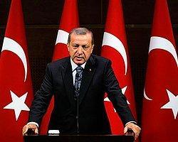 Cumhurbaşkanı Erdoğan Programını İptal Etti