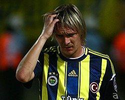 """Krasic: """"Fenerbahçe Benim İçin Bitti"""""""