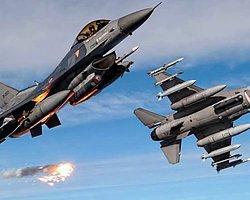 Ege'de Yunan Jetlerinden Türk F-16'lara 'Taciz'