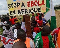 Ebola Virüsü Futbolu Vurdu