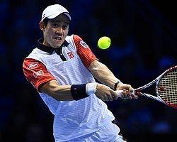 Andy Murray'ye Nishikori Şoku