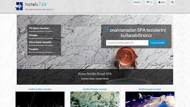 5. Masajların Sepeti - hotels724.com