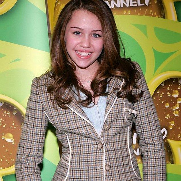 1. Miley Cyrus - 2006