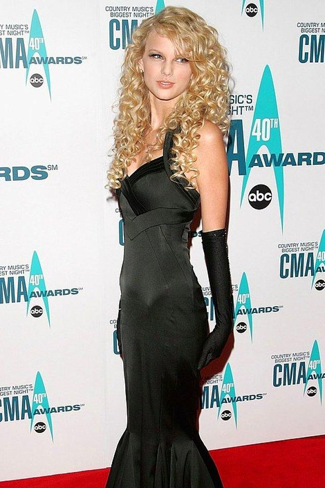 2. Taylor Swift - 2006