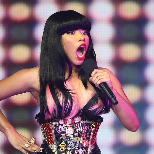 4. Nicki Minaj - 2009