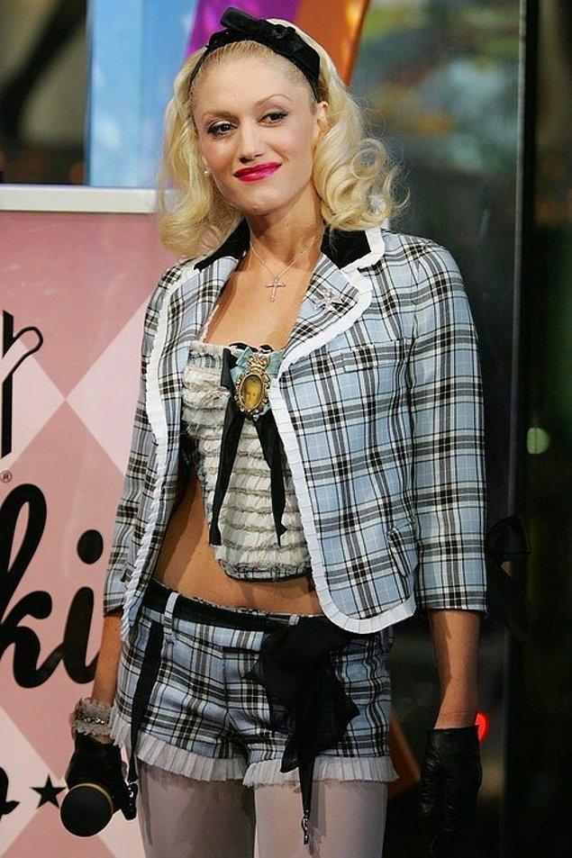 7. Gwen Stefani - 2004